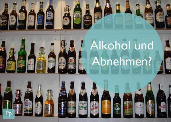 Alkohl und Abnehmen?