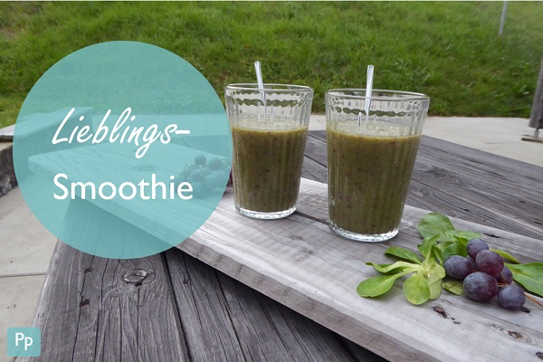 Lieblings-Smoothie Oktober